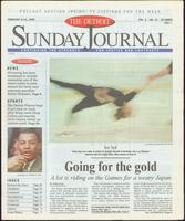 The Detroit Sunday Journal:: February 8-14, 1998