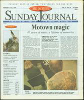 The Detroit Sunday Journal:: February 15-21, 1998