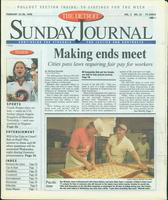 The Detroit Sunday Journal:: February 22-28, 1998