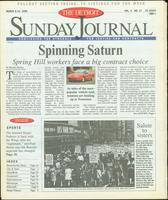 The Detroit Sunday Journal:: March 8 - 14, 1998