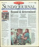 The Detroit Sunday Journal:: March 15 - 22, 1998