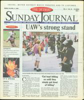 The Detroit Sunday Journal:: March 29 - April 4, 1998