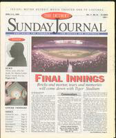 The Detroit Sunday Journal:: April 5 - 11, 1998