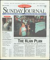 The Detroit Sunday Journal:: April 12 - 18, 1998