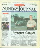 The Detroit Sunday Journal:: April 19 - 25, 1998