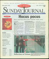 The Detroit Sunday Journal:: April 26 - May 2, 1998