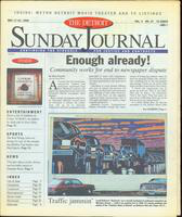 The Detroit Sunday Journal:: May 17 - 23, 1998