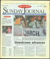 The Detroit Sunday Journal:: May 24 - 30, 1998