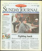The Detroit Sunday Journal:: May 31 - June 6, 1998