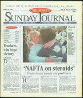 The Detroit Sunday Journal:: June 7 - 13, 1998