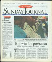 The Detroit Sunday Journal:: June 28 - July 3, 1998