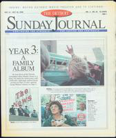 The Detroit Sunday Journal:: July 12 - July 18, 1998