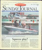 The Detroit Sunday Journal:: July 19 - July 23, 1998
