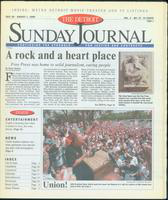 The Detroit Sunday Journal:: July 26 - August 1, 1998