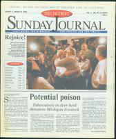 The Detroit Sunday Journal:: August 2 - August 8, 1998