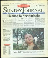 The Detroit Sunday Journal:: August 16-22, 1998