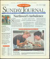 The Detroit Sunday Journal:: August 23-29, 1998