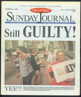 The Detroit Sunday Journal:: September 6-12, 1998