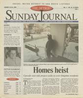 The Detroit Sunday Journal:: January 24 - 30, 1999