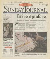 The Detroit Sunday Journal:: January 31 - February 6, 1999