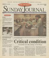 The Detroit Sunday Journal:: February 7 - 13, 1999