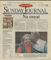 The Detroit Sunday Journal:: February 14-20, 1999