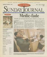 The Detroit Sunday Journal:: February 28-March 6, 1999
