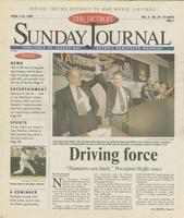 The Detroit Sunday Journal:: April 4-10, 1999