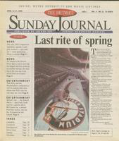 The Detroit Sunday Journal:: April 11-17, 1999