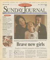 The Detroit Sunday Journal:: April 18-24, 1999