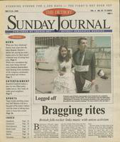 The Detroit Sunday Journal::  May 9 - 15, 1999