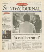 The Detroit Sunday Journal::  May 16 - 22, 1999