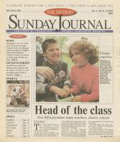 The Detroit Sunday Journal::  May 23 - 29, 1999