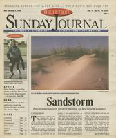 The Detroit Sunday Journal:: May 30-June 5, 1999