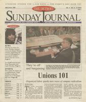 The Detroit Sunday Journal:: June 20-26, 1999
