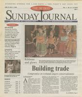 The Detroit Sunday Journal:: June 27-July 3, 1999