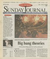 The Detroit Sunday Journal:: July 4-10, 1999