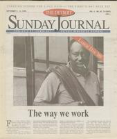 The Detroit Sunday Journal:: September 5 - 11, 1999