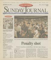 The Detroit Sunday Journal:: September 12 - 18, 1999