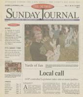 The Detroit Sunday Journal:: October 31 - November 6, 1999