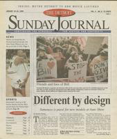 The Detroit Sunday Journal:: January 10 - 16, 1999