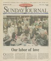 The Detroit Sunday Journal:: November 21 - 27, 1999