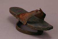 Men's Patten Overshoe, 1830-1850