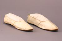Women's Slippers, 1830-1850