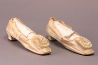 Women's Shoes, about 1860