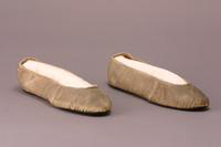 Women's Slippers, about 1810