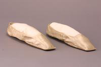 Women's Slippers, about 1840