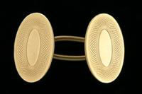 Cuff Link, about 1900