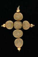 Cross Pendant, about 1860