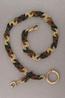 Watch Chain, about 1860